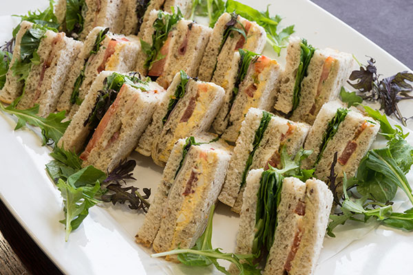 Funeral Catering: Sandwiches
