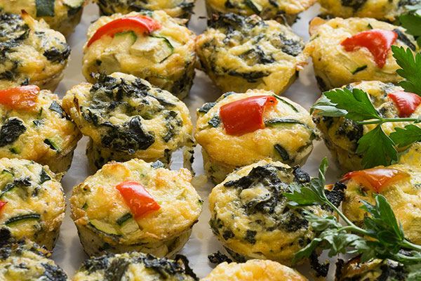 Funeral Catering: Frittata